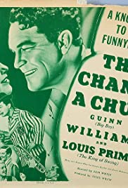 The Champ's a Chump Poster