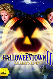 Halloweentown II: Kalabar's Revenge Poster