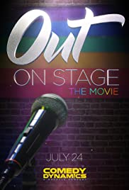 Out On Stage (Movie Version) Poster