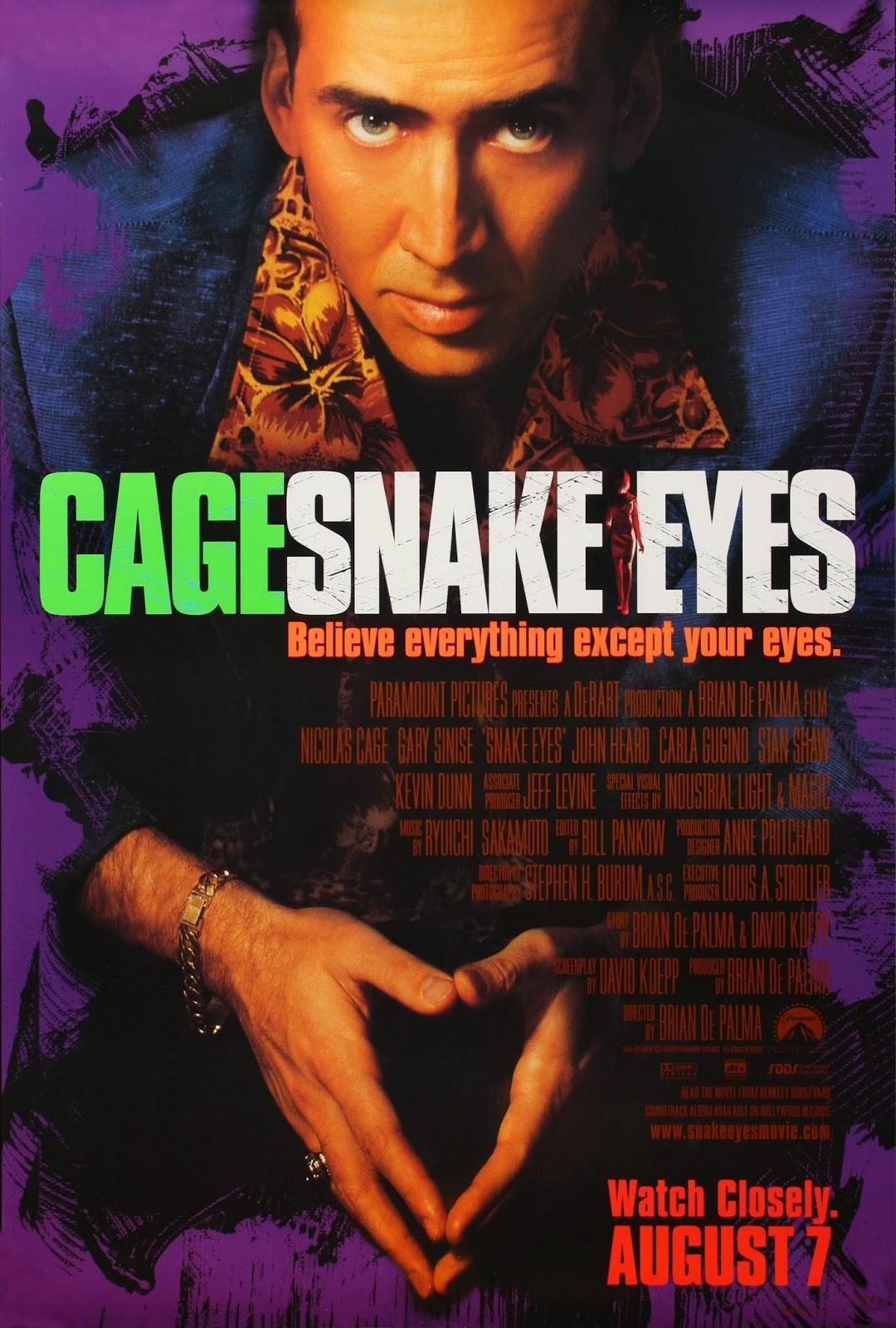 snake eyes 1998 imdb