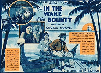 In the Wake of the Bounty Ralph Ince