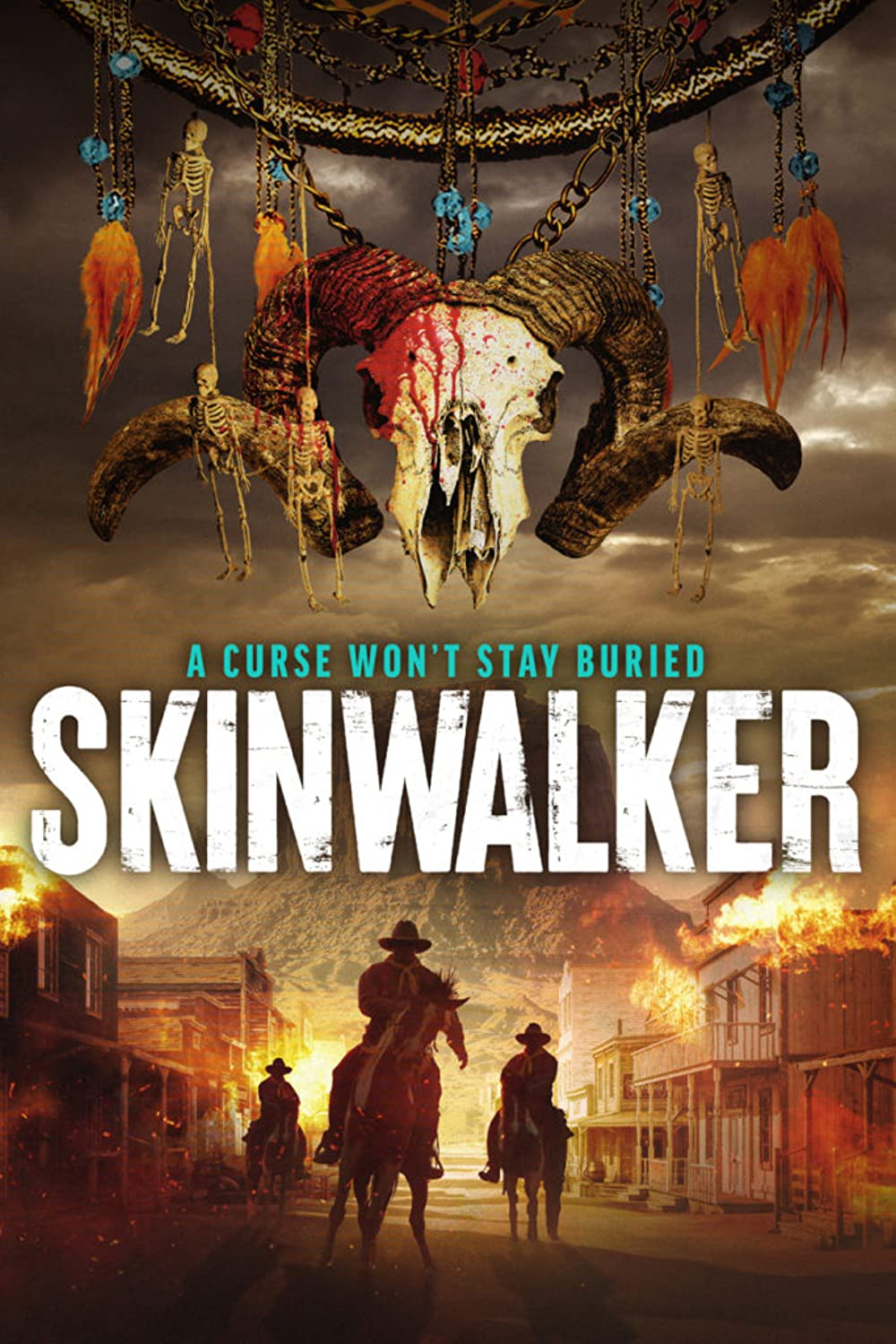 Download Skinwalker (2021) Tamil Dubbed (Voice Over) & English [Dual Audio] WebRip 720p [1XBET] Full Movie Online On 1xcinema.com