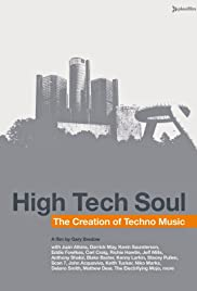 High Tech Soul: The Creation of Techno Music Poster