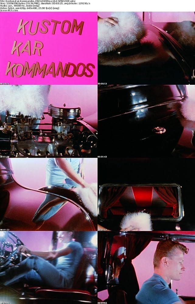 Kustom Kar Kommandos (1965)