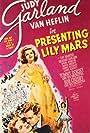 Judy Garland and Van Heflin in Presenting Lily Mars (1943)