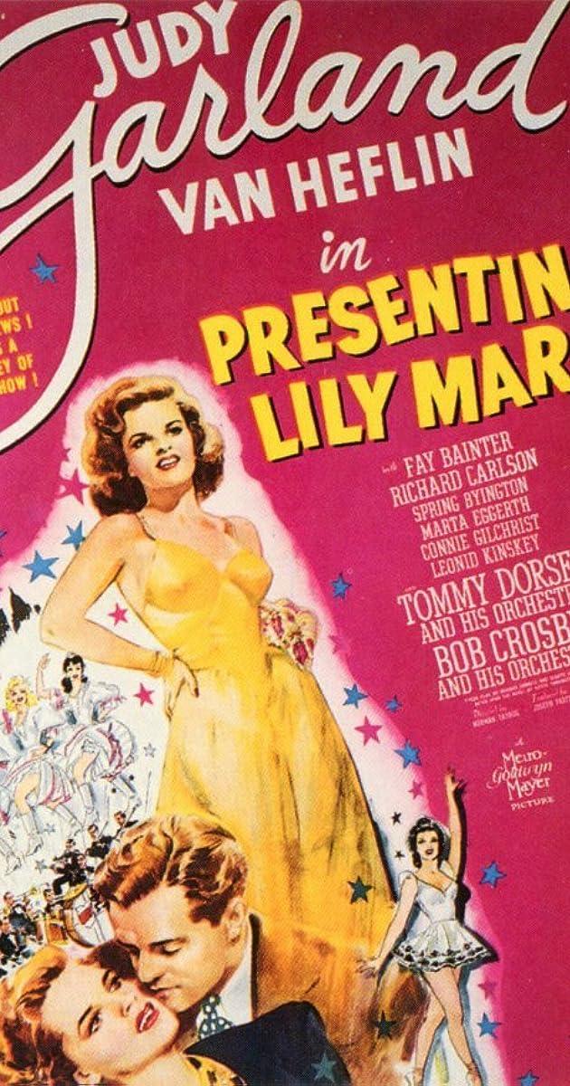 Presenting Lily Mars (1943) - IMDb