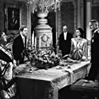 Joan Bennett, George Sanders, Montagu Love, Florence Bates, and Louis Hayward in The Son of Monte Cristo (1940)