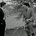 Giannis Fertis and Thanasis Mylonas in Egataleipsi (1965)