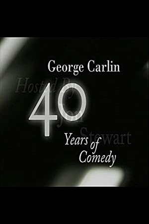 poster for George Carlin: 40 Years of Comedy
