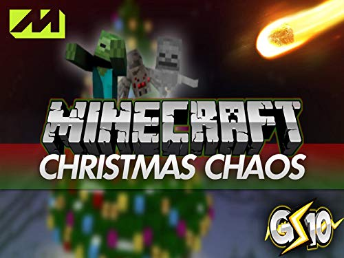 Mineplex Christmas Chaos Solo 2021 Clip Survival Clip Minecraft Christmas Chaos Mini Game With Graser And Friends Tv Episode Imdb