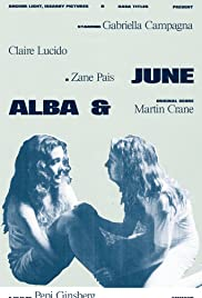 Alba and June Poster