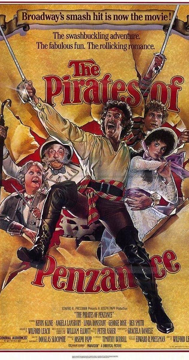 The Pirates of Penzance (1983) - IMDb