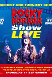 Rocky Horror Show Live Poster