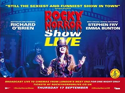 Watch online movie clips Rocky Horror Show Live by Kenny Ortega [2160p]