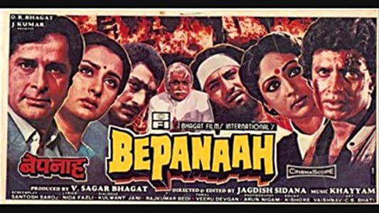 Watch english movies websites Bepanaah India [[movie]