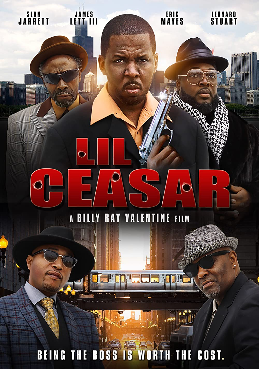 Lil Ceaser 2020 English 340MB HDRip ESubs Download