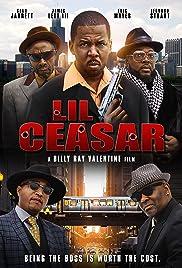 Lil Ceaser Poster