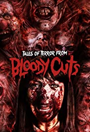 Bloody Cuts Poster
