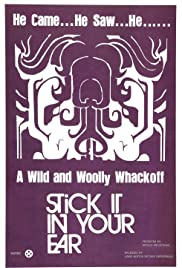 Stick It in Your Ear Poster