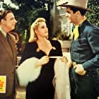 Mary Beth Hughes, George Montgomery, and Alan Mowbray in The Cowboy and the Blonde (1941)