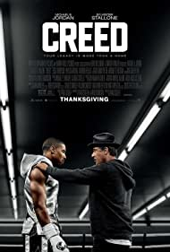 Sylvester Stallone and Michael B. Jordan in Creed (2015)