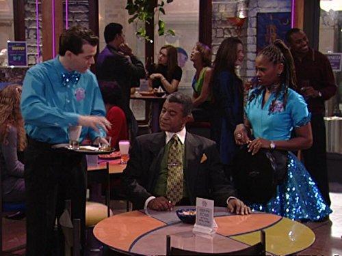 Christopher Daniel Barnes, Tucker Smallwood, and Karen Malina White in Malcolm & Eddie (1996)