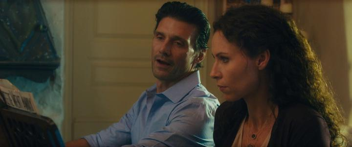 Minnie Driver and Frank Grillo in Jekyll Island (2017)