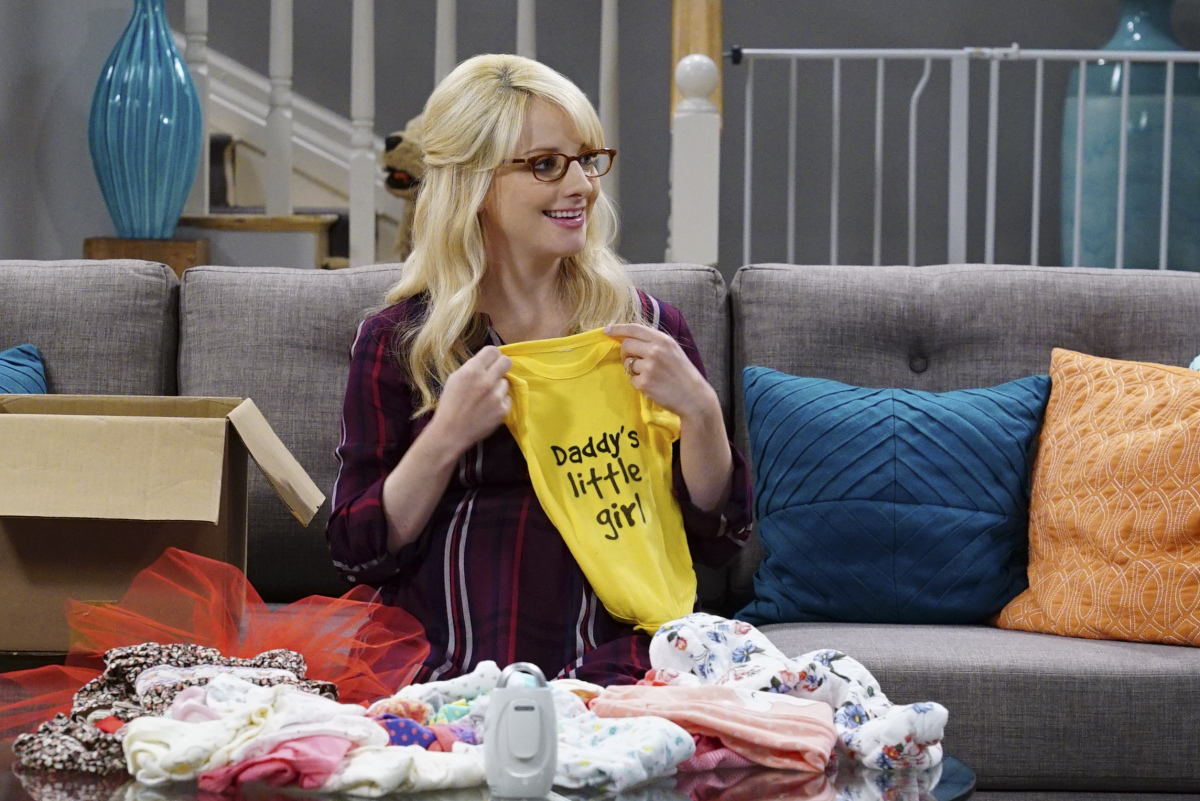Melissa Rauch in The Big Bang Theory (2007)