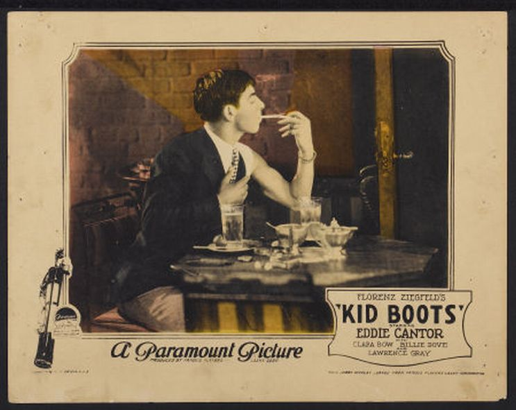 Eddie Cantor in Kid Boots (1926)