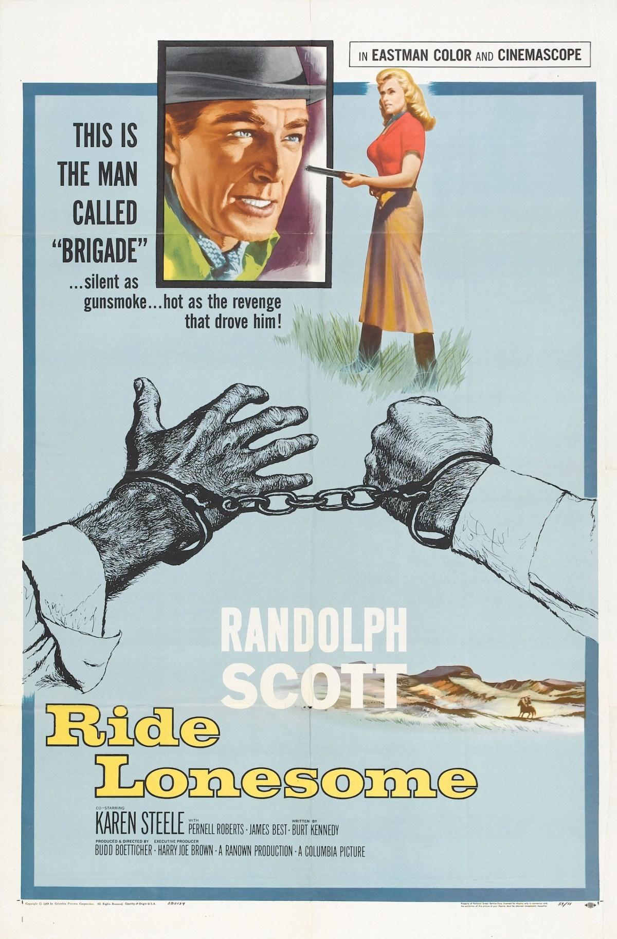 Ride Lonesome (1959) - IMDb