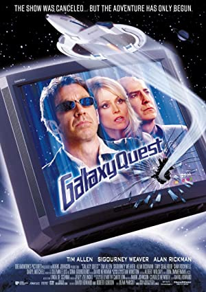 Galaxy Quest Poster Image
