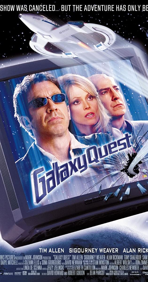 Watch Full HD Movie Galaxy Quest (1999)