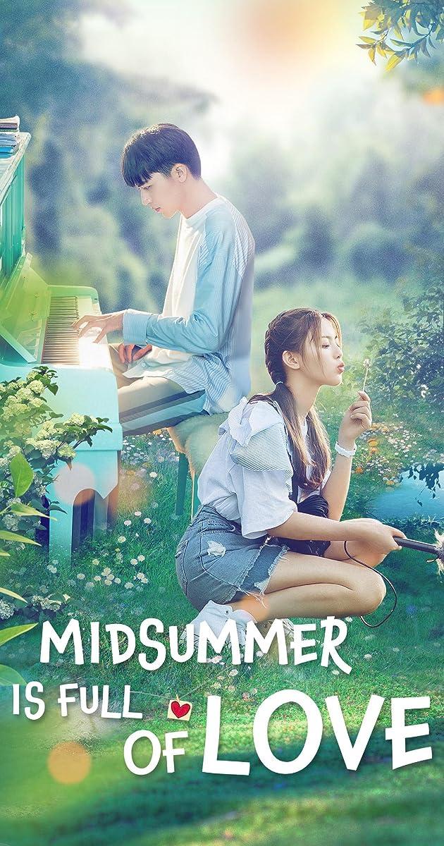 مسلسل منتصف الصيف مليء بالحب Midsummer Is Full of Love مترجم