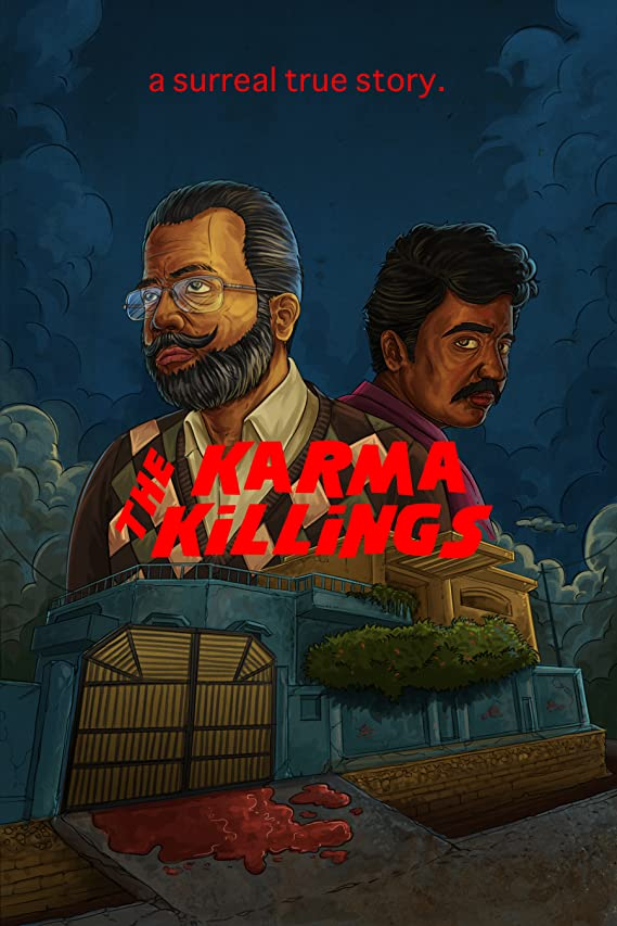 The Karma Killings (2016) Hindi AMZN WEB-DL x264 AAC Esub
