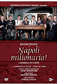 Napoli milionaria Poster