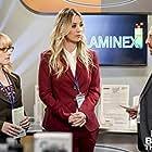 Jason Kravits, Kaley Cuoco, and Melissa Rauch in The Big Bang Theory (2007)