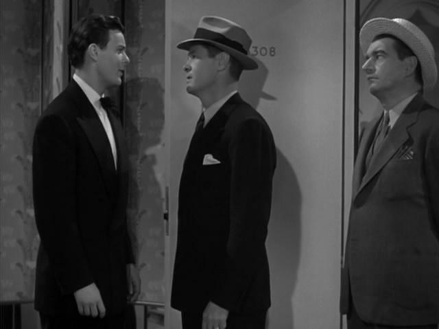 Don Costello, Paul Kelly, and Robert Sterling in I'll Wait for You (1941)