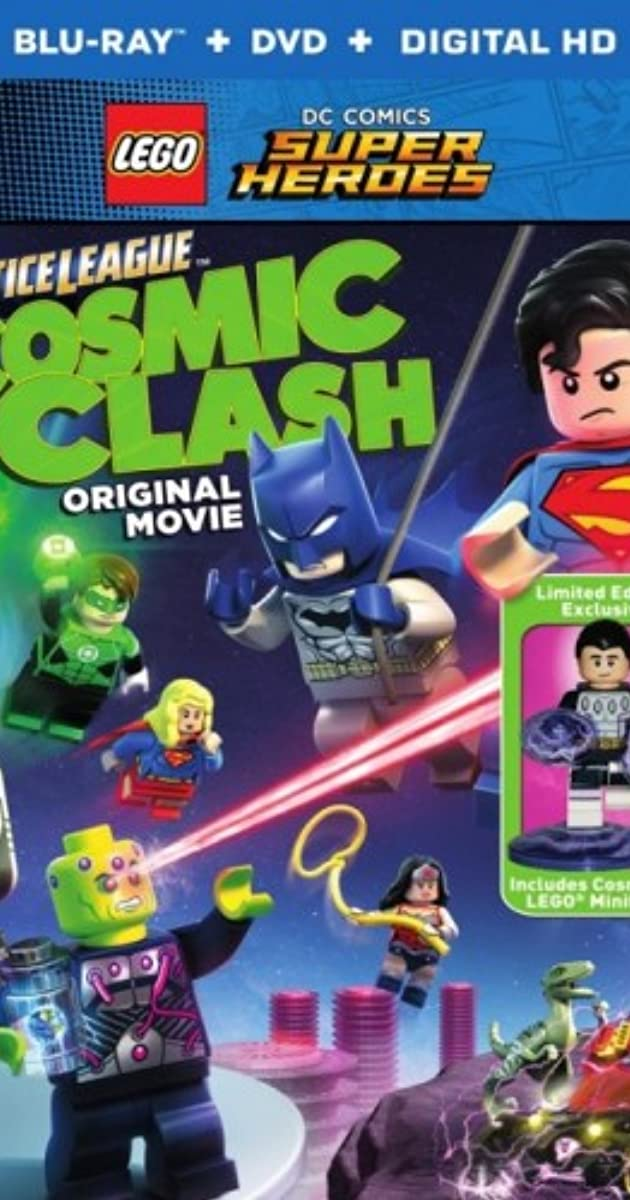 lego justice league cosmic clash full movie dailymotion