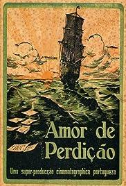 Amor de Perdição Poster