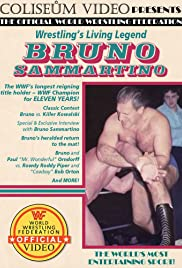 Wrestling's Living Legend Bruno Sammartino Poster