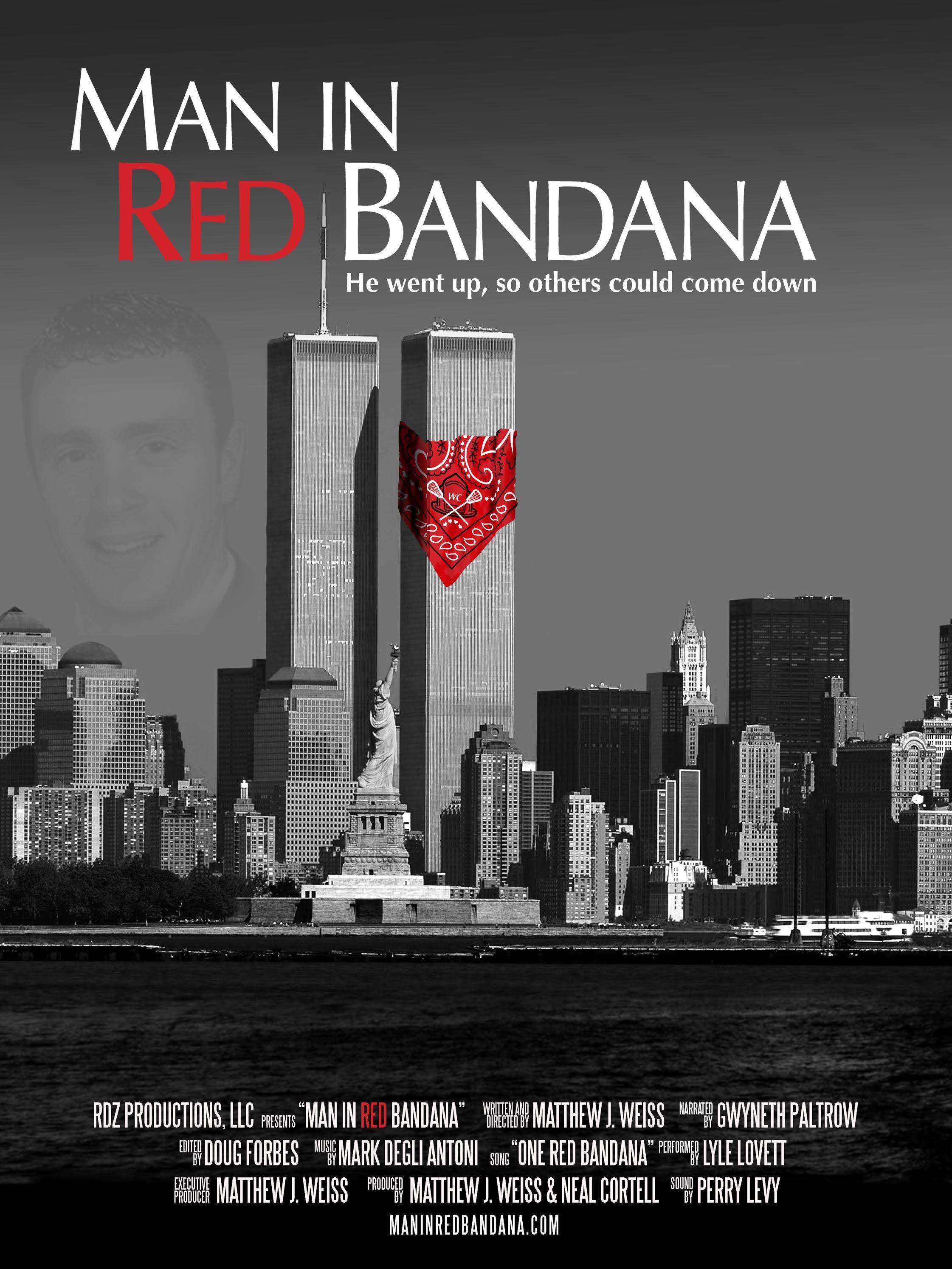 Man In Red Bandana 2017 Imdb