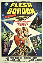 Flesh Gordon (1974) 720p