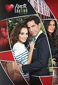 Marimar Vega and Arap Bethke in Amor Cautivo (2012)