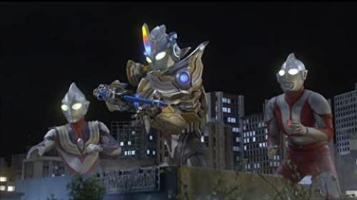 Trailer for Ultraman X the Movie