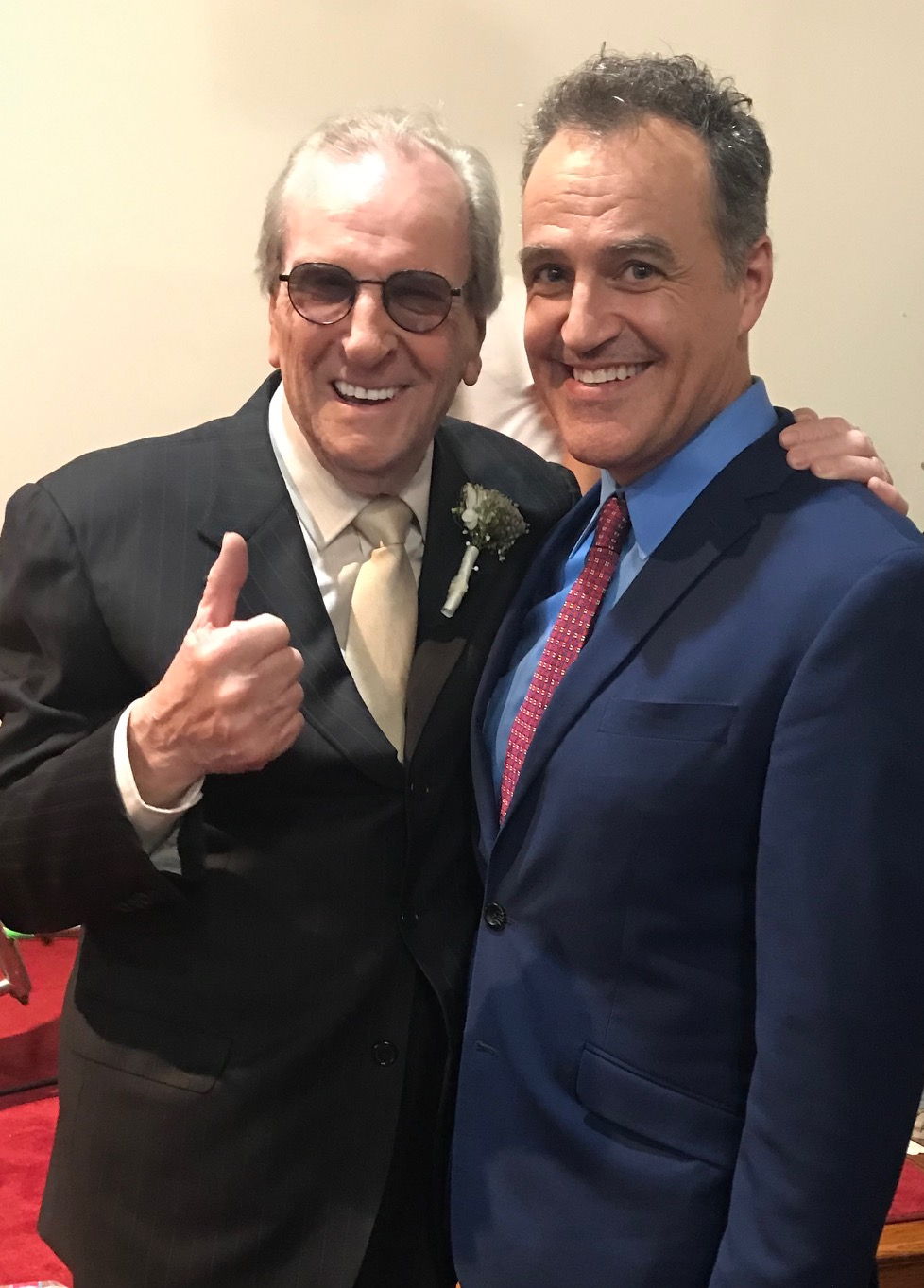 with Danny Aiello, ''One Moment''