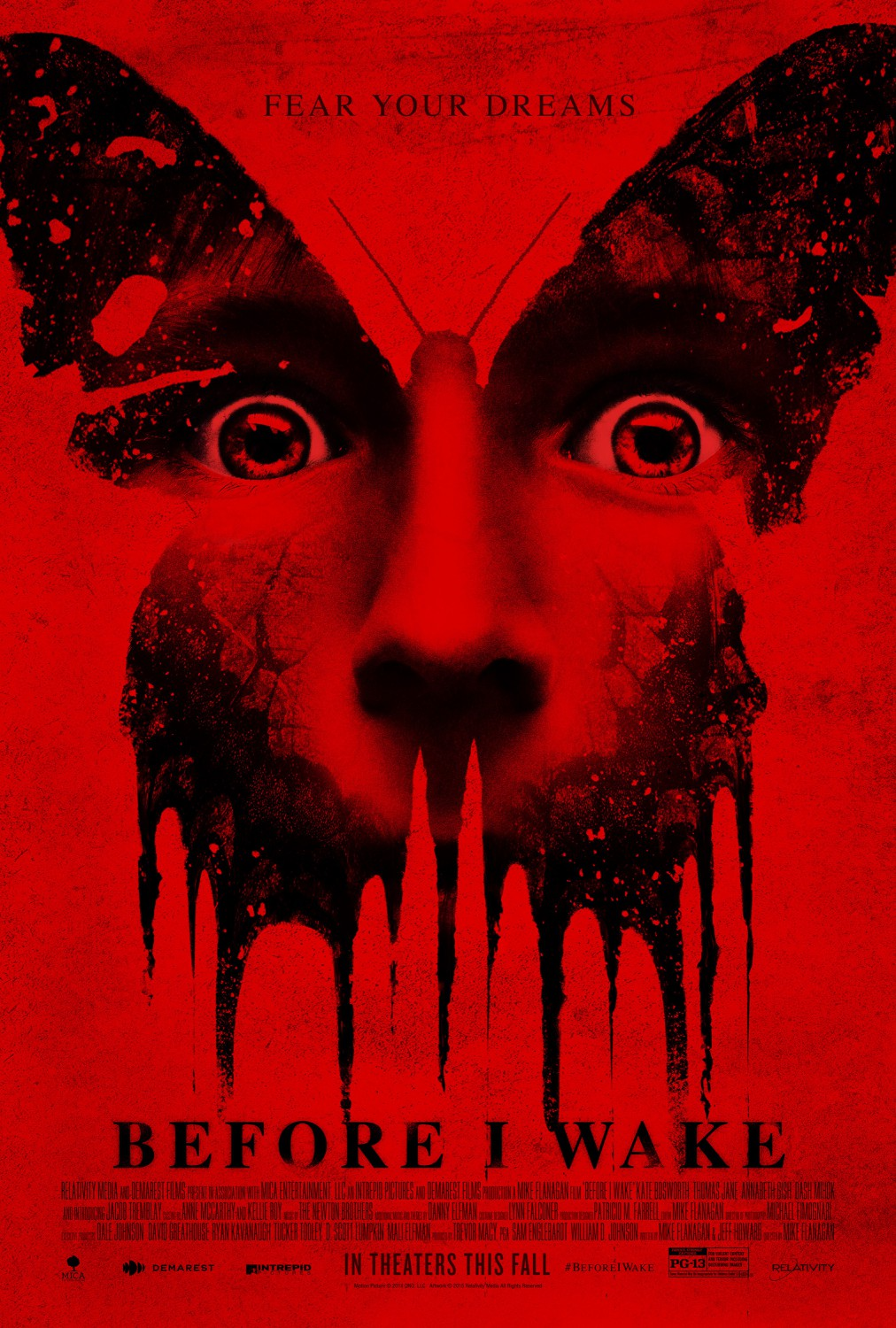 Image result for before i wake movie poster