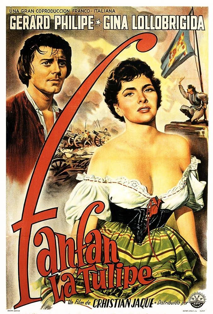 fanfan la tulipe 1952
