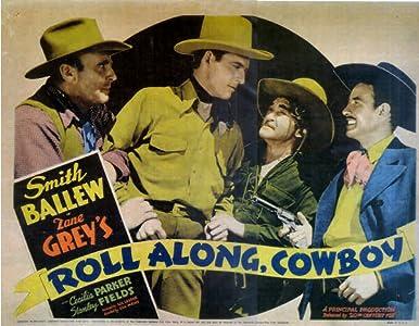 Movie downloads best website Roll Along, Cowboy [mts]