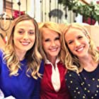 Rebecca Staab, Jessy Schram, and Marlie Collins in Road to Christmas (2018)