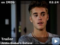 Justin Bieber's Believe (2013) - IMDb